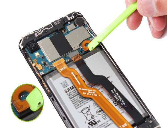 Reparación de altavoces de móvil