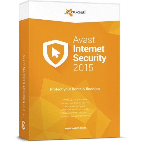 Avast Internet Security 2020 1