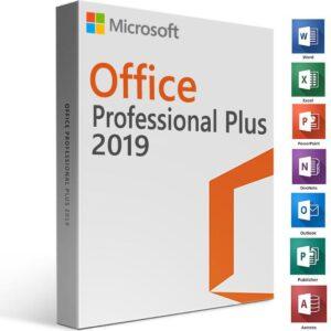 Microsoft Office Pro Plus 2019 Retail