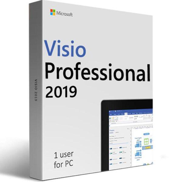 Microsoft Visio Professional 2019