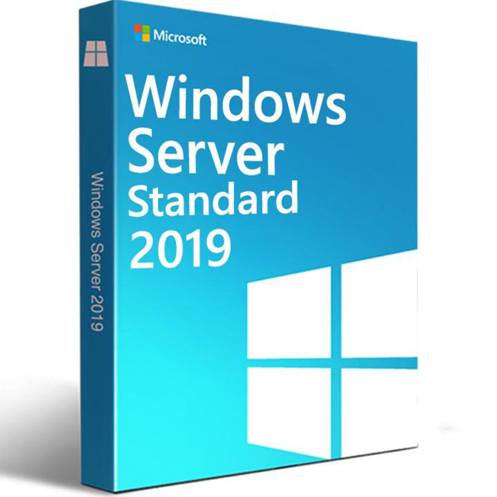 Windows Server Estándar 2019