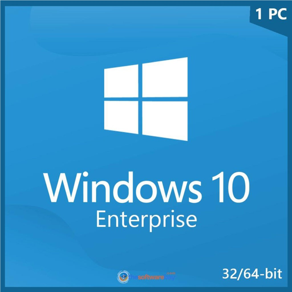 Windows 10 Enter Enterprise
