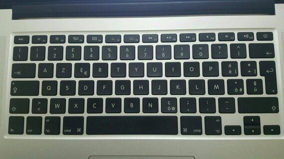 Precio de Sustitución Teclado Macbook - Pcnouordenadores