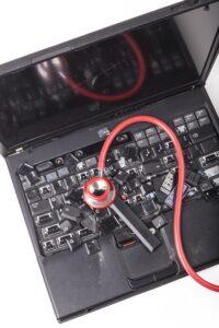 Solución Ideal Para Reparar el Teclado del Portatil - Pcnouordenadores